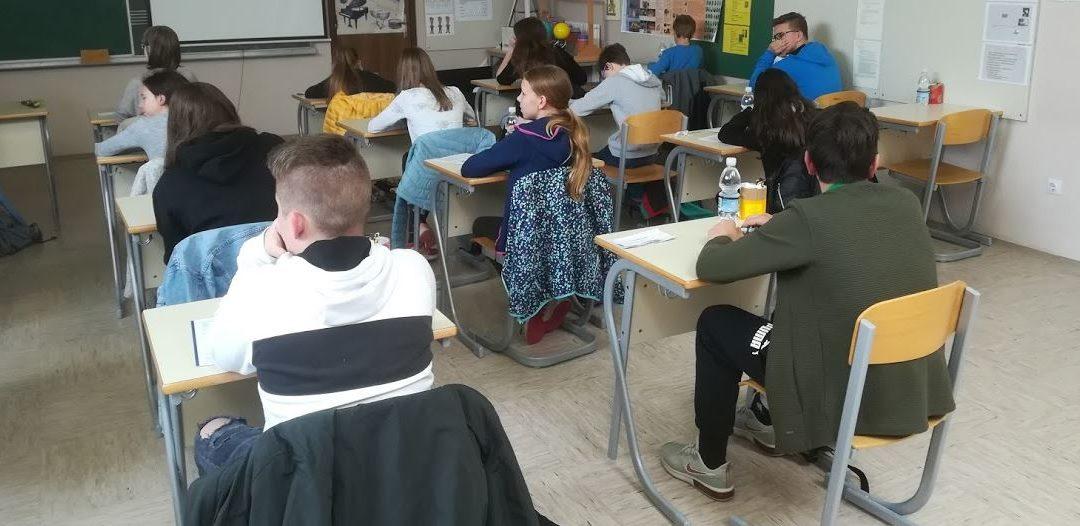 Državno tekmovanje iz vesele šole na OŠ Stopiče